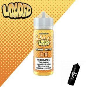 Loaded E-Juice - Cookie Butter