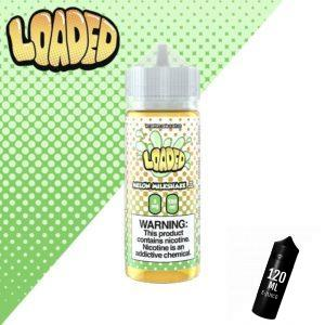 Loaded E-Juice - Melon Milkshake