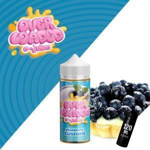 Overloaded E-Juice - Blueberry Custard