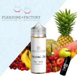 Pleasure Factory E-Juice - Tropical Joy