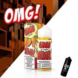 OMG E-Liquid - SMH