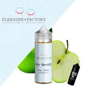 Pleasure Factory E-Juice - Sour Serenity