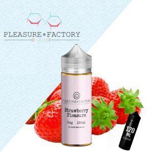 Pleasure Factory E-Juice - Strawberry Pleasure