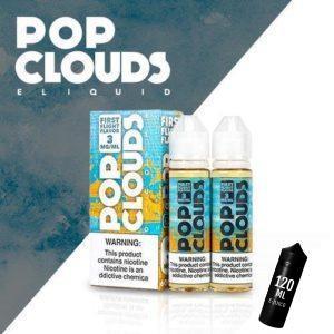 Pop Clouds E-Liquid - First Flight