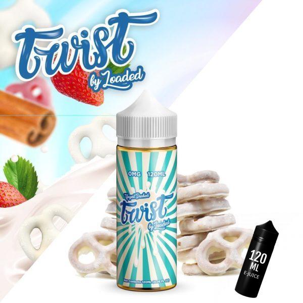 Twist E-Juice by Loaded - Yogurt Dunked