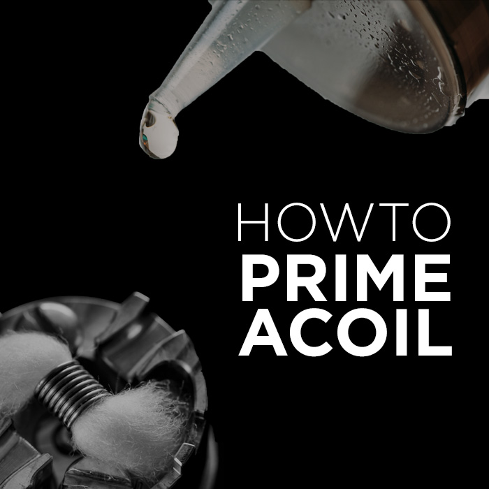 How to Prime a Coil Thumbnail