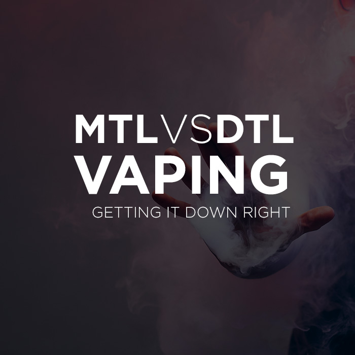 MTL vs DTL Vaping Thumbnail